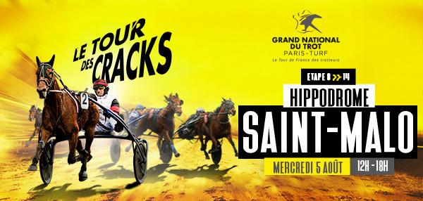 Hippisme. Le grand national du Trot à Saint-Malo le 5 août