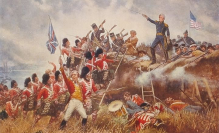 La guerre d'indépendance américaine de 1812, méconnue et racontée par Sylvain Roussillon [Interview]