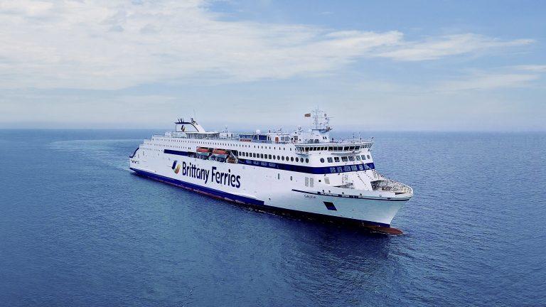 Brittany Ferries annonce l'arrivée d'un nouveau navire, le Galicia