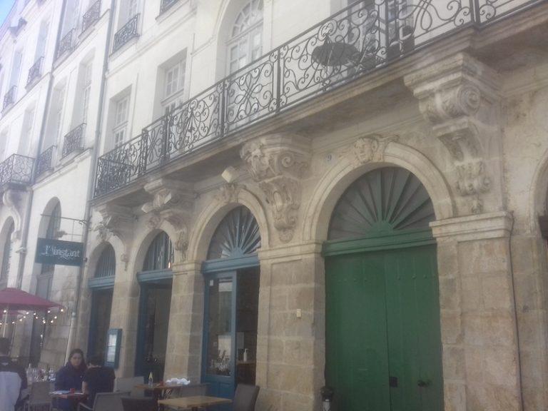 L'Instant, une halte gourmande et historique rue Kervégan à Nantes