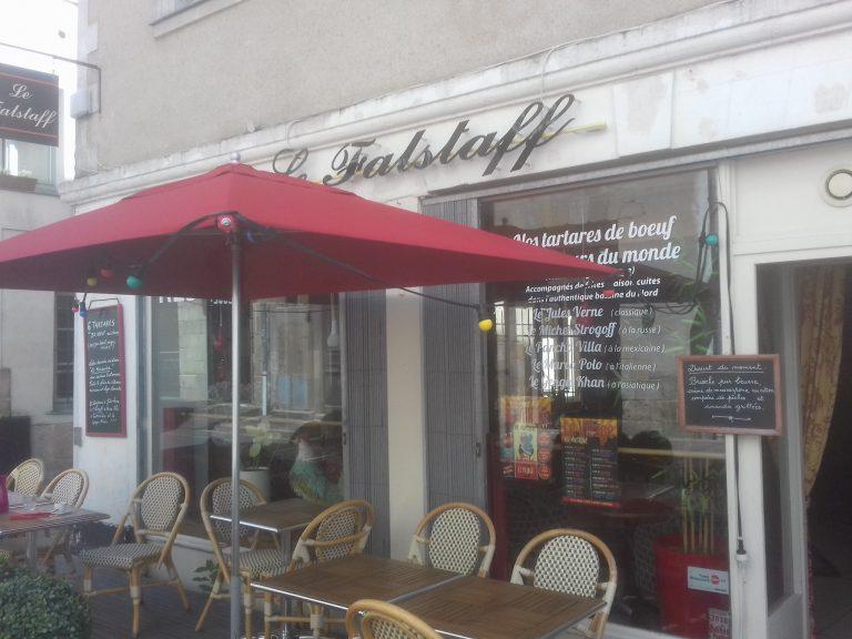 Nantes. Le Falstaff, au paradis du tartare