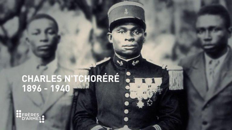 Petite lacune historique pour Marine Le Pen. L'exécution de Charles N'Tchoréré