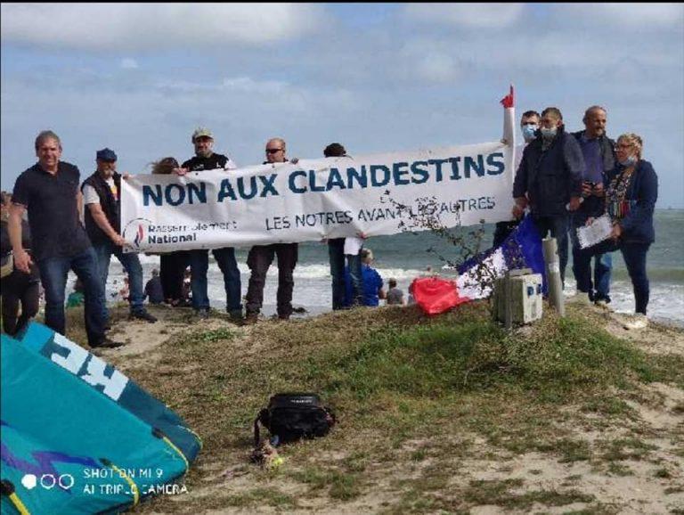 Concarneau, Lorient..SOS Méditerranée se mobilise pour l'immigration, le RN s'y oppose