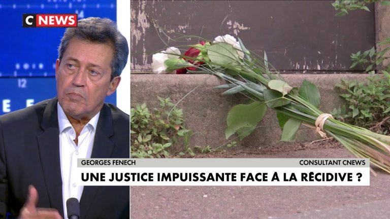 Georges Fenech réagit au viol et au meurtre d'une adolescente de 15 ans à Nantes
