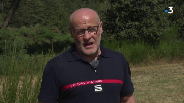 Face aux risques d'incendie, les consignes du Cdt P. Schiapparelli, en Ille-et-Vilaine
