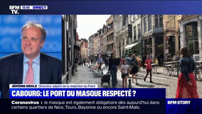 Jérôme Béglé : « Mais où est cette 2ème vague dont on nous parle depuis des mois ? »