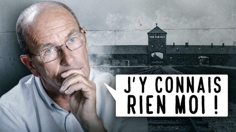 « Contestation de crime contre l'humanité ». Etienne Chouard auditionné par la police