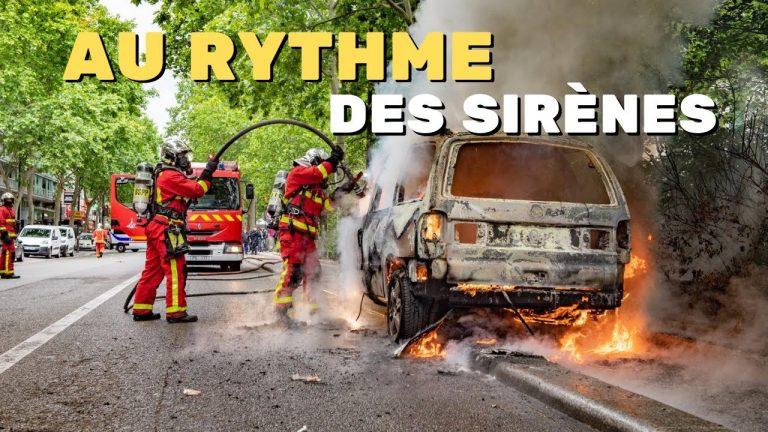 Immersion avec les sapeurs-pompiers de Paris