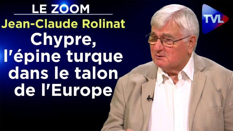 Jean-Claude Rolinat : Chypre, l'épine turque dans le talon de l'Europe
