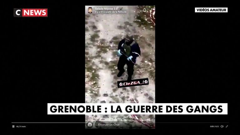 Grenoble, ville dirigée par EELV…et capitale de la guerre des gangs ?