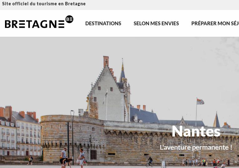 Le Voyage à Nantes 2020: Rideau cache tout le reste