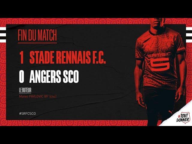 Retour sur Stade Rennais F.C. / Angers SCO