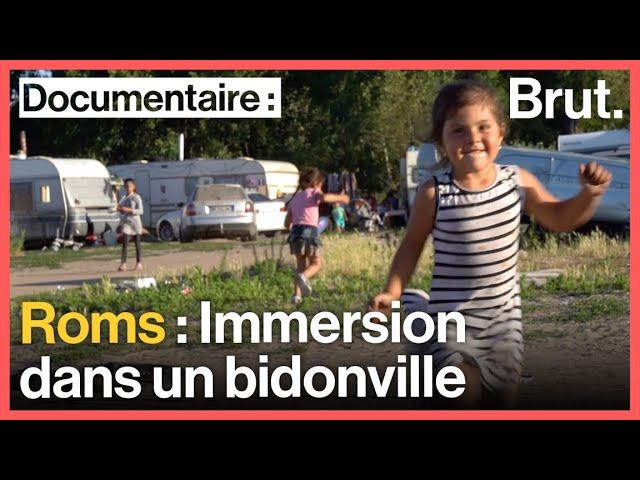 Pierrelaye : immersion dans un camp de Roms