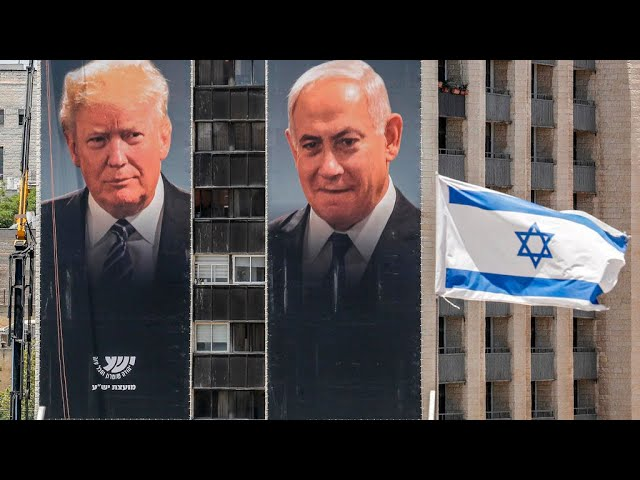 Donald Trump annonce un accord de paix historique entre Israël et les Emirats arabes unis