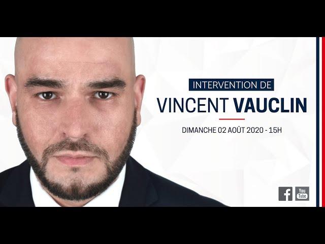 Présidentielle 2022. Vincent Vauclin annonce le lancement du Mouvement national-démocrate