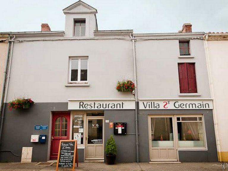 La Villa Saint-Germain, une table d'excellence en bord de Loire