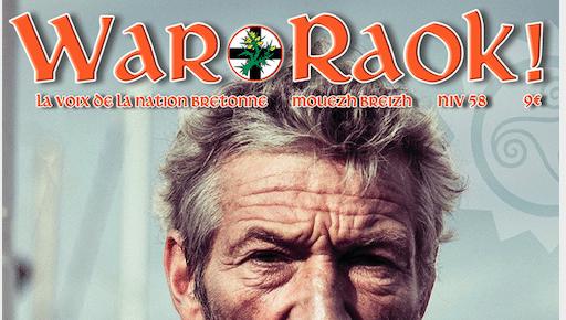 Vers l'union nationale en Bretagne ? Le n°58 de la revue War Raok est sorti
