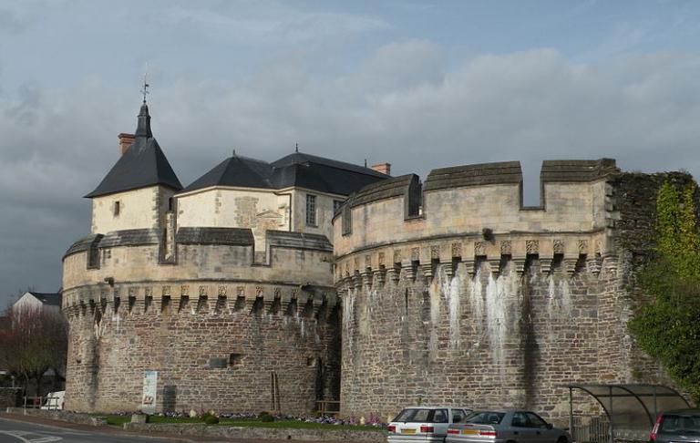 17 octobre 1720, ouverture des états de Bretagne à Ancenis