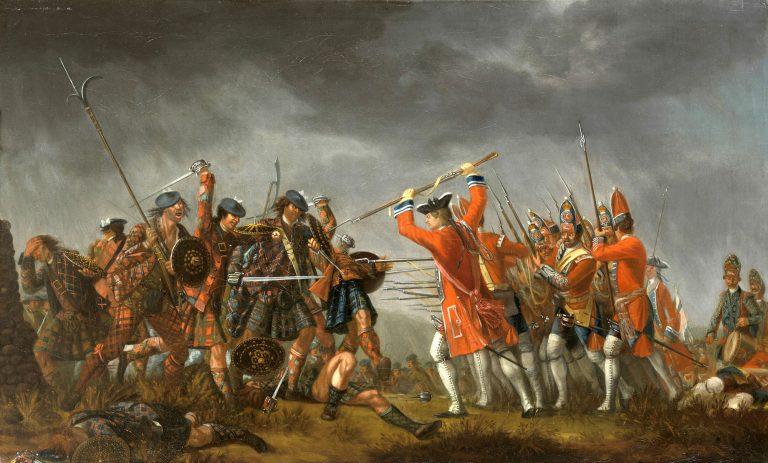 Histoire celtique. La bataille de Culloden