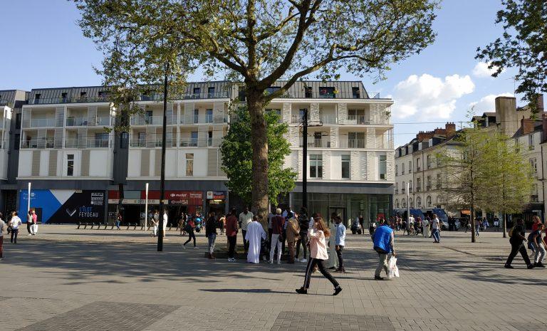 Nantes Centre-ville : ils partent à cause de l'insécurité