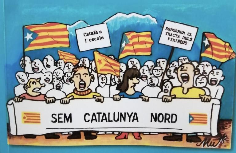 Catalogne. Mouvements et partis politiques nord-catalans, un marasme?