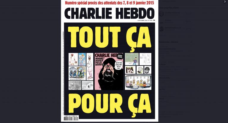 Caricatures de Mahomet : Instagram et Twitter sont-ils Charlie eux aussi ?