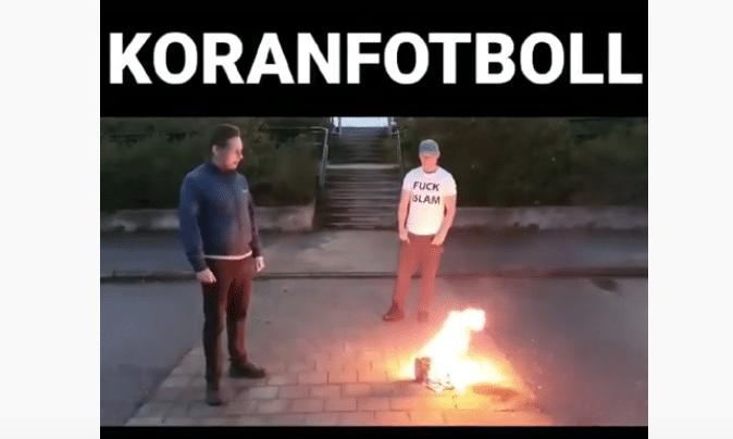 Des Corans à nouveau brûlés à Malmö, Göteborg et Trollhättan