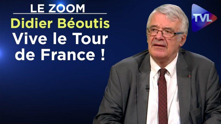 Vive le Tour de France ! Avec Didier Béoutis