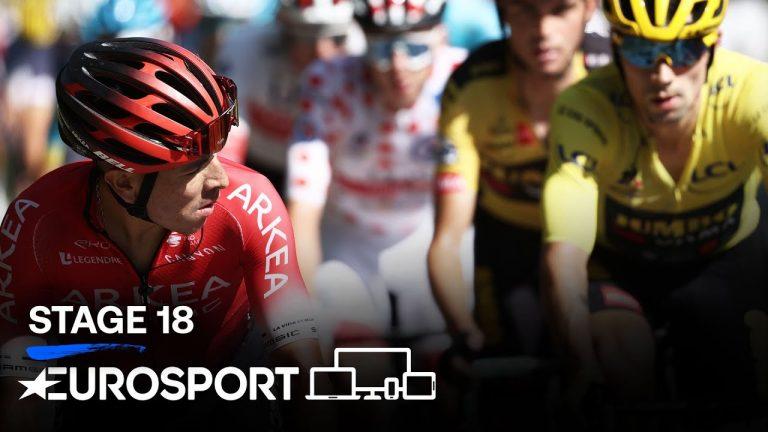 Tour de France 2020. La 18ème étape pour Michal Kwiatkowski (Ineos)