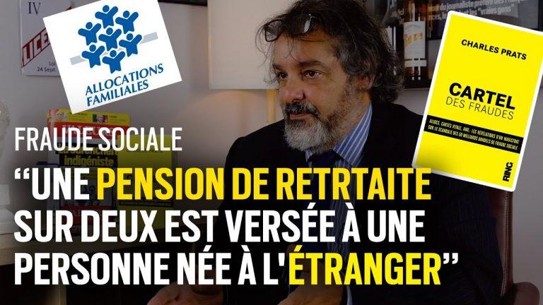 Fraude sociale : « Une pension de retraite sur deux est versée à une personne née à l'étranger »