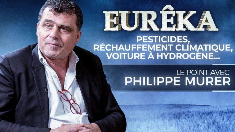 Réchauffement climatique, nucléaire, voiture à hydrogène : le point avec Philippe Murer