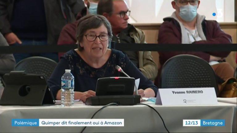Finistère : les élus de l'agglomération quimpéroise capitulent face à Amazon