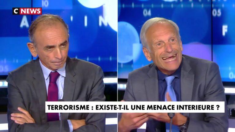 Eric Zemmour : « Ces gens là n'ont rien à faire en France ! Nos frontières sont pires que des passoires ! »