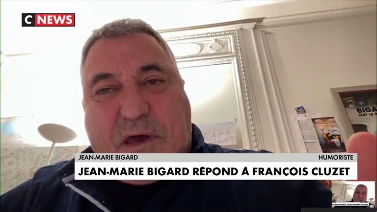 Jean-Marie Bigard : «Je me retire officiellement de cette candidature à la présidentielle »