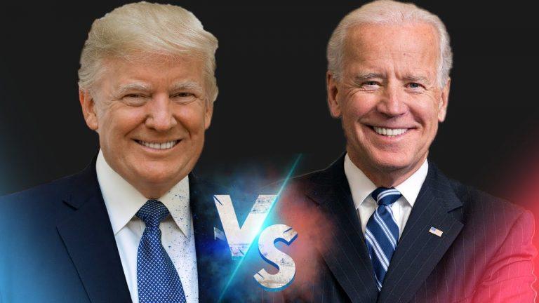 USA. Donald Trump face à Joe Biden. Revoir le débat en intégralité