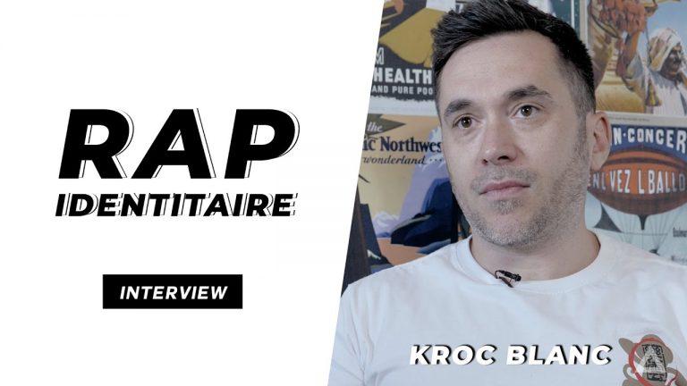 Kroc Blanc : entretien avec un rappeur identitaire