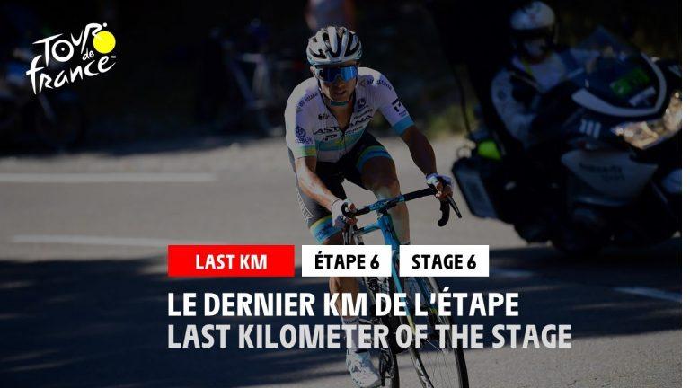 Cyclisme. Alexandre Lutsenko remporte la 6ème étape du Tour de France, une nouvelle fois vendangée par les favoris