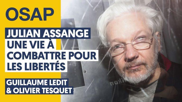 Julian Assange. Une vie à combattre pour les libertés