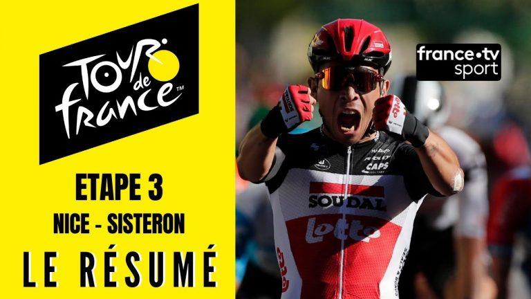 Cyclisme. Caleb Ewan remporte la troisième étape du Tour de France 2020 après un superbe sprint