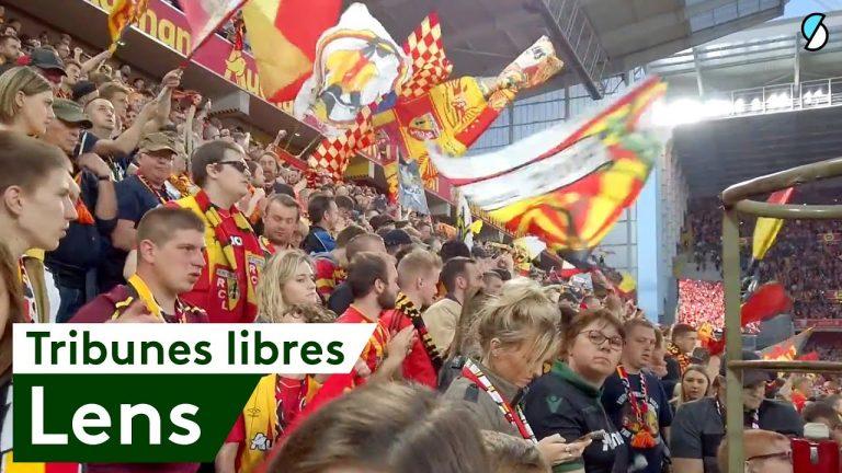 Tribunes libres : la culture ultra. Immersion au cœur des supporteurs, à Bordeaux, Lyon, Donetsk, Lens…