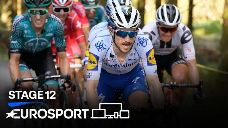 Cyclisme. Marc Hirschi remporte la 12ème étape du Tour de France 2020 après un sacré numéro
