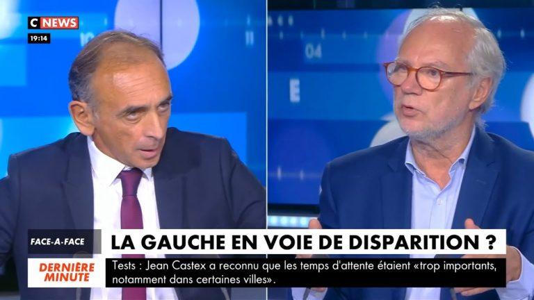 """Eric Zemmour : « Nous subissons une colonisation. La France est en danger de mort face au Grand remplacement"""""""
