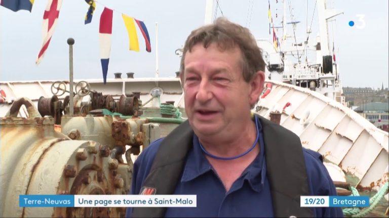 Saint-Malo : départ du Grande Hermine, une nouvelle vie pour le dernier témoin de la Grande Pêche