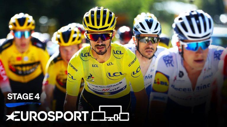 Cyclisme. Primoz Roglic remporte la 4ème étape d'un Tour de France 2020 qui ne démarre toujours pas….
