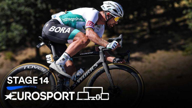 Cyclisme. En costaud, Søren Kragh Andersen remporte la 14ème étape du Tour de France 2020