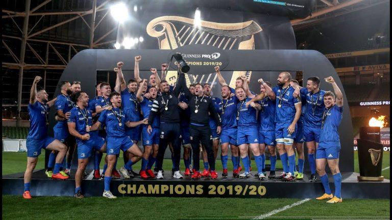 Rugby. Le Leinster remporte pour la troisième fois d'affilée le titre en Pro 14