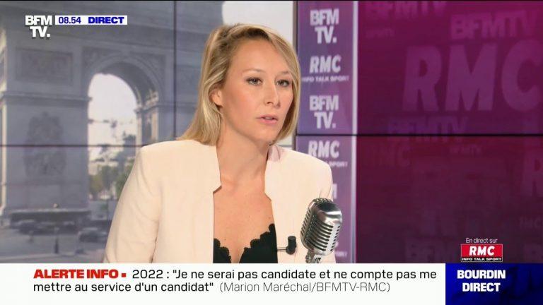 Marion Maréchal : « Les criminels sont très souvent des Français d'origine immigrée »