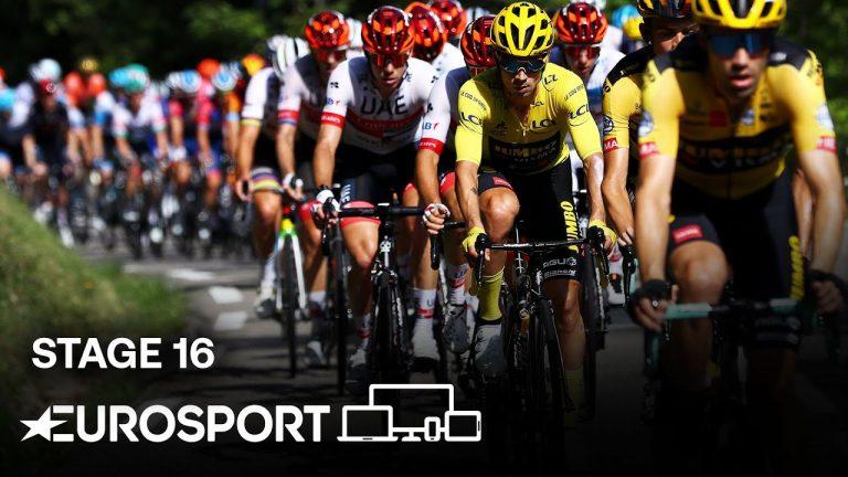 Tour de France 2020. Lennard Kämna (BORA) s'impose à Villard-de-Lans