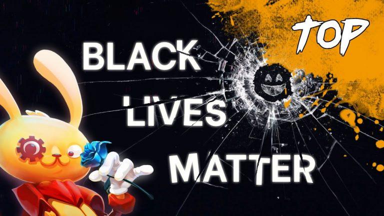 4 gros délires post Black Lives Matter, par le Lapin du Futur