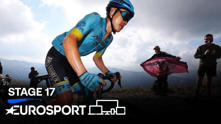 Tour de France 2020. Superbe victoire de Miguel Angel Lopez lors de la 17ème étape